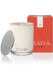 Ecoya Citrus and White Magnolia Limited Edition Madison Jar Candle