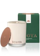 Ecoya Double Vanilla and Cedarwood Limited Edition Madison Jar Candle .....Last Stock Available!