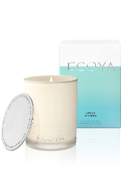 Ecoya Lotus Flower Madison Jar Candle
