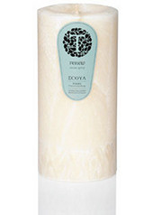 Ecoya Towra Ocean Spray 100hr Natural Pillar Candle