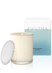 Ecoya Spiced Ginger and Musk Madison Jar Candle