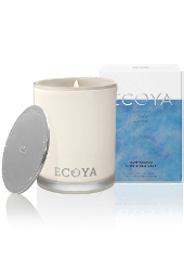 Ecoya Sun-Kissed Lime & Sea Salt Limited Edition Madison Jar Candle ....Last Stock Available
