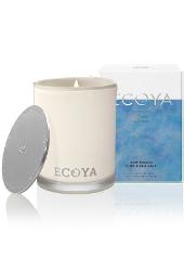 Ecoya Sun-Kissed Lime & Sea Salt Limited Edition Madison Jar Candle