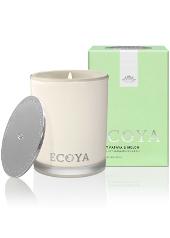 Ecoya Sweet Papaya and Melon Limited Edition Madison Jar Candle