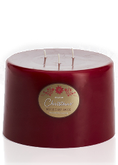 Elume Christmas Spiced Mulberry 3 Wick Candle