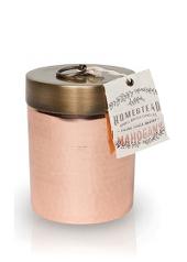 Found Goods Market Mahogany Mini Candle