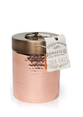 Found Goods Market Sea Salt Small Candle