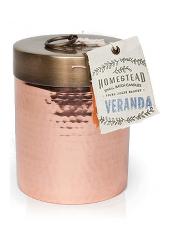 Found Goods Market Verandah Candle