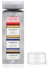 Glasshouse Christmas 2017 Explorer Candle Collection