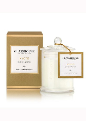 Glasshouse Kyoto Mini Scented Candle