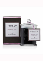 Glasshouse Manhattan Little Black Dress Mini Candle