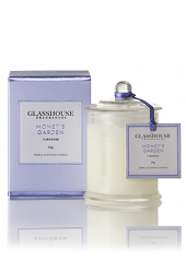 Glasshouse Monet's Garden Mini Candle.......Being Discontinued,Time To Stock Up