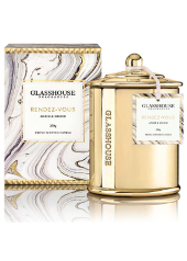 Glasshouse Rendez-vous Amber & Orchid, Limited Edition Candle 2017