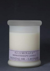 Illuminate Lavender Aromatherapy Blend Jar Candle