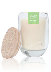 Koko Coconut & Lime Scented Candle
