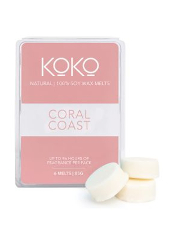 Koko Coral Coast Soy Wax Melts