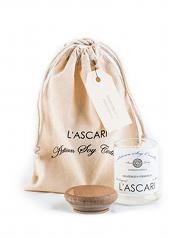 L'ascari Grapefruit & Persimmon Votive Candle