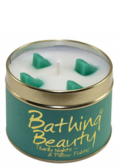Lily Flame Bathing Beauty Tin Candle