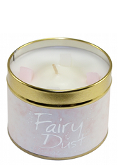 Lily Flame Fairy Dust Tin Candle