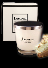 Lucerna Banoffee Pie Large Tumbler Candle