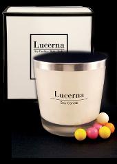 Lucerna Bubble Gum Large Tumbler Candle
