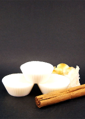 Lucerna Apple Cinnamon Slice Soy Melts