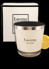 Lucerna Lemon Syrup Biscotti Large Tumbler Candle