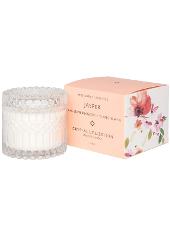 Mrs Darcy Jasper Tangerine Blossom & Ylang Ylang Crystal Candle