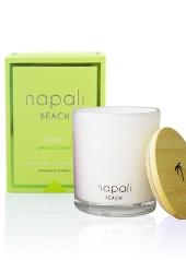 Napali Beach Bondi Large Candle