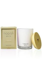 Napali Beach Cancun Small Candle