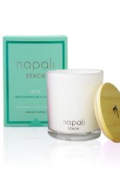 Napali Beach Ibiza Large Candle