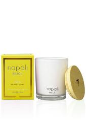 Napali Beach Miami Small Candle