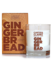 Curtis & Clarke Gingerbread Candle ....Last Stock Available
