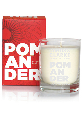 Curtis & Clarke Pomander Candle  ....Last Stock Available
