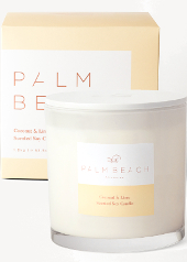 Palm Beach Coconut & Lime Deluxe Candle