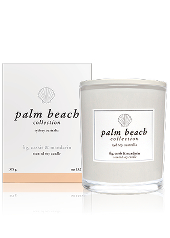 Palm Beach Fig, Cassis & Mandarin Candle ...Last Stock Available