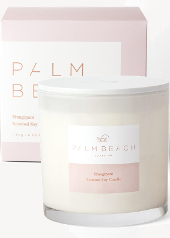 Palm Beach Frangipani Deluxe Candle