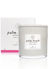 Palm Beach Posy Deluxe Candle .....Last Stock Available