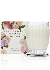 Peppermint Grove Austin & Oud Limited Edition Candle ...Last Stock Available!
