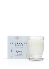 Peppermint Grove Sydney Persimmon & Lily Small Candle