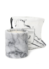 Phosphenes Coconut Lime Marble Candle