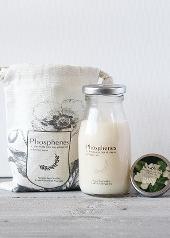 Phosphenes Gardenia Milk Bottle Candle