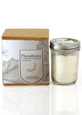 Phosphenes White Tea and Ginger Mason Jar Candle