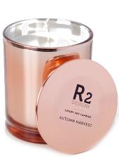 R2 Designs Autumn Harvest Copper Candle