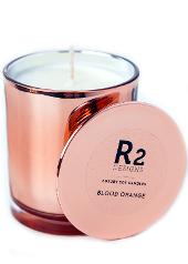 R2 Designs Blood Orange Copper Candle