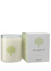 Royal Doulton Fig and Cedarwood Candle