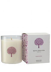 Royal Doulton Lychee & Honey Candle