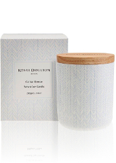 Royal Doulton Pastels Cotton Breeze Candle