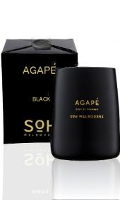 SOH Melbourne Agape Black Scented Candle