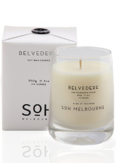 SOH Melbourne Belvedere Scented Candle  .....Last Stock Available
